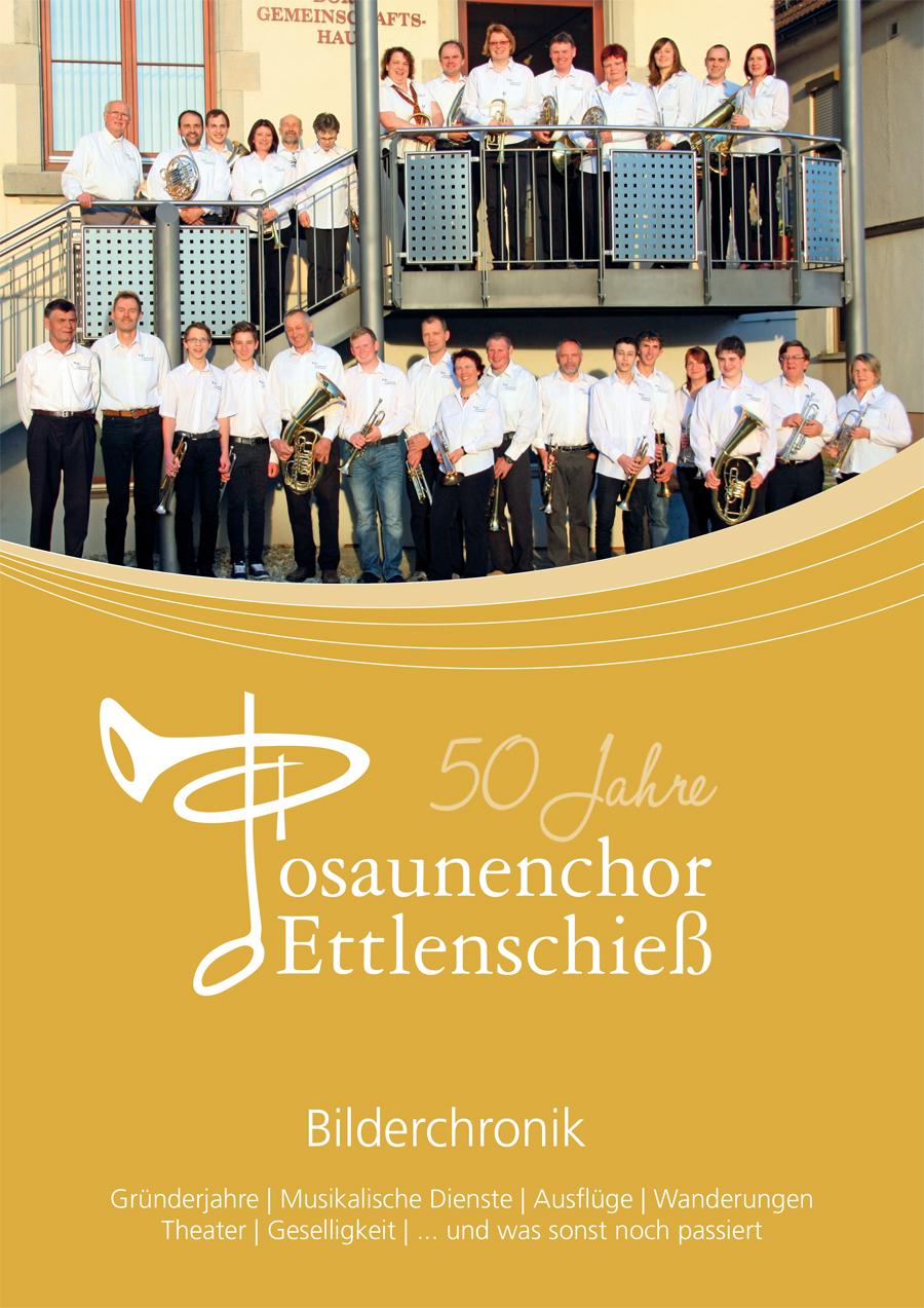 Bilderchronik: 50 Jahre Posaunenchor Ettlenschieß