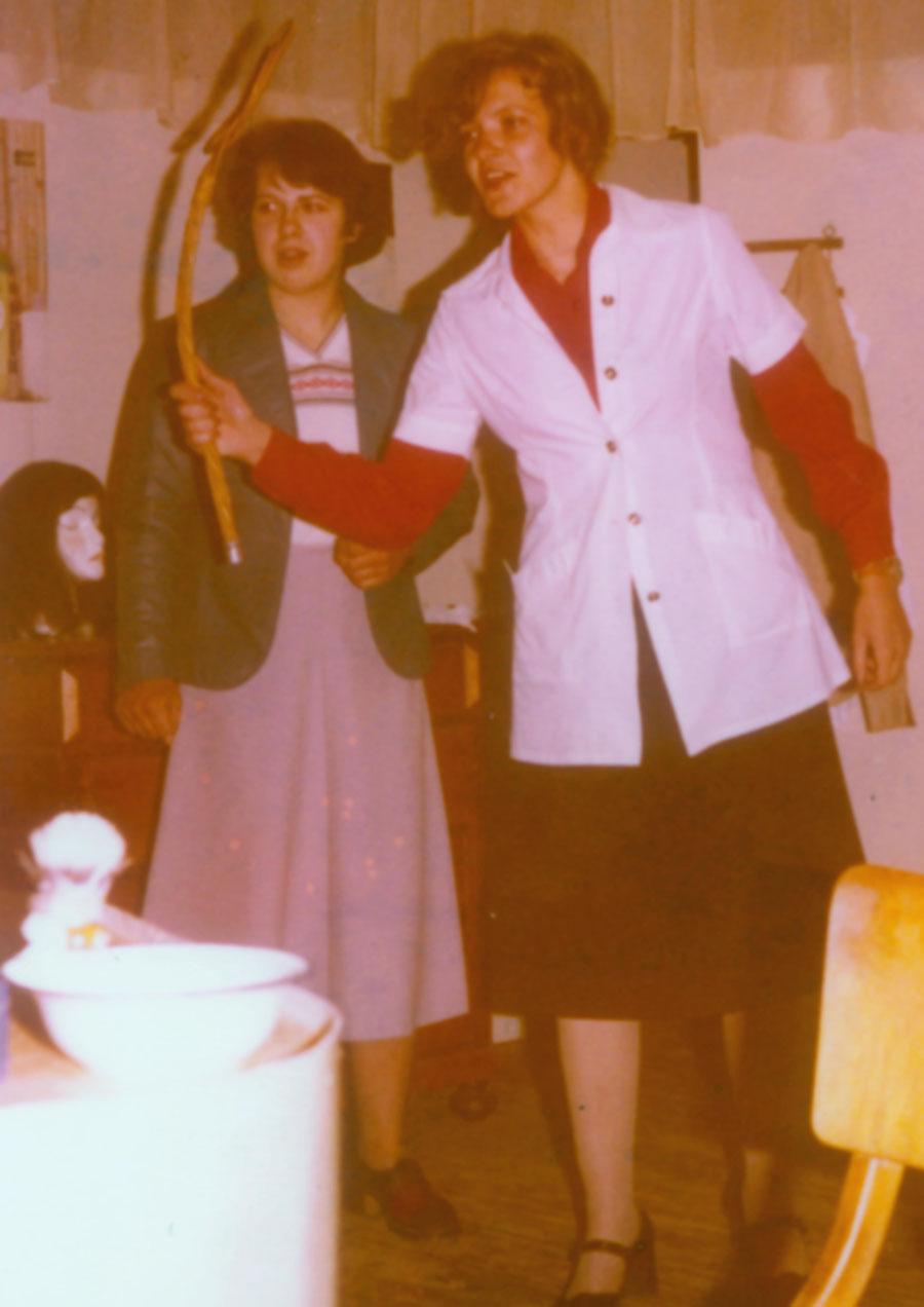 Dorfabend 1978: Auf Spitz und Knopf