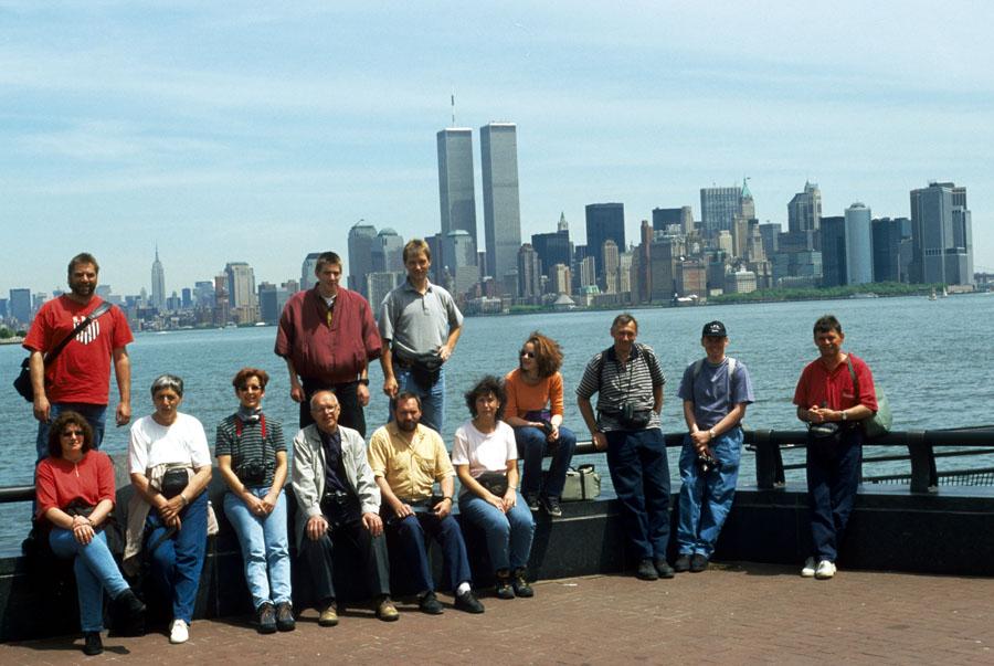 Reise nach New York 1999