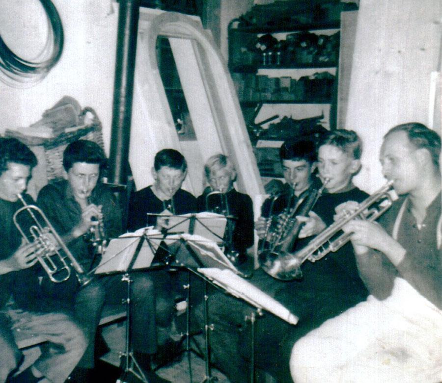 Werkstattprobe 1967